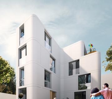 Projet d'architecture urbanisme
